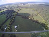 59+- Acres in Williamson County, IL