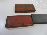 Vintage Sharpening Stone (2 sides course & fine)