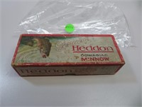 Antique Heddon (Empty Box) Dowagiac Minnow Lure