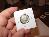 1937 D Buffalo Nickel