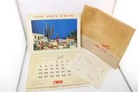 Vintage Airline Memorabilia Auction