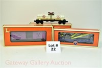April 3, 2021 - Model Trains and Accessories