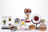 From an outstanding, large selection of fine studio paperweights