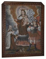 Spanish Colonial & Religious Artifacts Sale