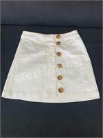 Women's Mini Skirt And Fashion Tank Top