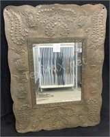 Decorative Aluminum Framed Mirror