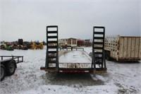 2011 20' T/A Utility Trailer