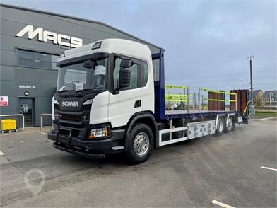 2021 SCANIA P320 at TruckLocator.ie