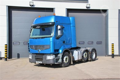 2014 RENAULT PREMIUM 460.25 at TruckLocator.ie