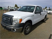 2011 Ford F150 Extra Cab Pickup Truck