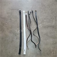 (7) Assorted Belts