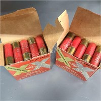 (2) Boxes Winchester Ammo