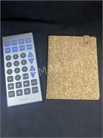 Brooks Tone Super Size Tv Remote Control & T
