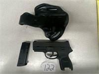 Sig Sauer P250 40 S&W Pistol w/ 1 Clip, Holster