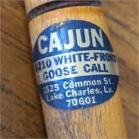 White Front Goose Call