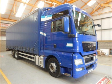 2010 MAN TGX 26.440 BLS at TruckLocator.ie