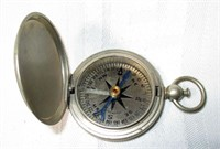 Vintage Wittnaver Military Compass