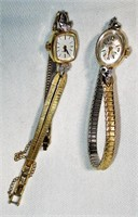 Lot of 2 Women's Watches