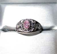 1982 Morehead High School Class Ring
