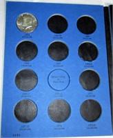 Kennedy Half Dollar Book #1