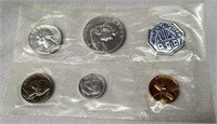 1960 Silver Philadelphia US Mint Set