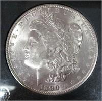 1890 Morgan Silver Dollar #3