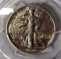 1940-S Walking Liberty Half Dollar PCGS Graded