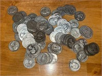 Washington Silver Quarters
