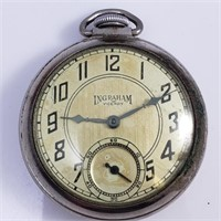 ONLINE-ONLY: Pocket Watch Auction