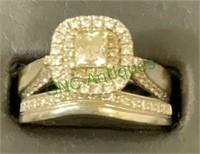 Jewelry - Vera Wang love wedding band and
