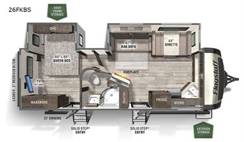 Forest River Flagstaff Super Lite Rvs For Sale 194 Listings Rvuniverse Com