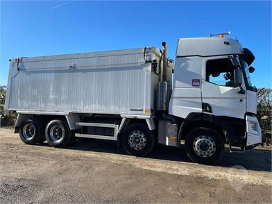 2016 RENAULT KERAX 440 at TruckLocator.ie
