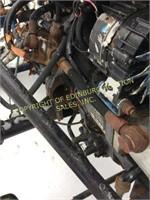 RHINO 184 4X4 TRACTOR W/ KOYKER 110 LOADER JINMA 1