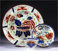 Gaudy Dutch and other early ceramics from a Virginia private collection