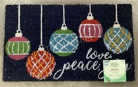 Holiday Living Doormat