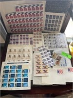 RETIRED USPS EMPLOYEE ESTATE:SWAROVSKI,COLLECTIBLE STAMPS,EL