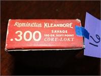 Remington 300 SAvage 180gr 20rnds