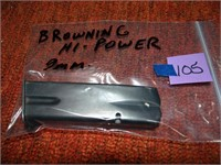 Browning Hi Power 9mm Mag