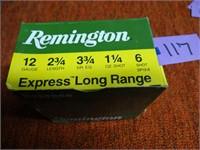 Remington 12ga 2 3/4 6 Shot 25rnds