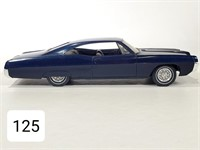 Vintage Dealer Promo Car & Model Kit Collection Online Aucti
