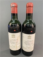 February Wine Auction