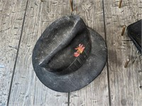 2) Black Cowboy Hats
