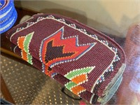 Beaded Coin Purse and Wallet