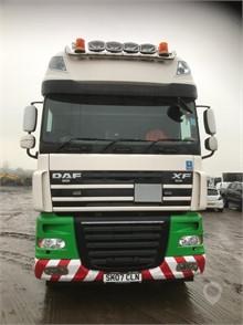 2007 DAF XF510 at TruckLocator.ie