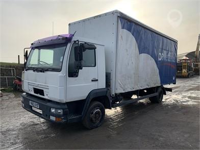 2003 MAN LE 8.180 at TruckLocator.ie