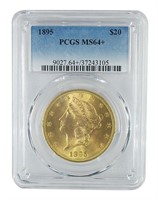 Online Rare Coin & Currency Auction #62