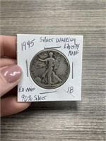 Gordyville Estate Jewelry, Coins, Sports & Collectibles
