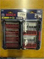 Bosch 48 pc Screwdriver Bit Set
