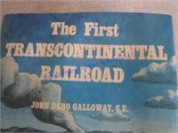 RAILROAD BOOK