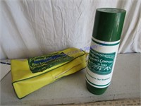 THERMOS IN BAG